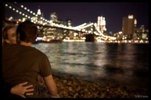 Date Night Idea! New York, New York - For Less Than 25 Bucks!