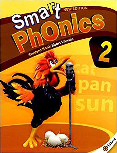 PDF+CD] New Smart Phonics 2 Student's Book | Sách Học Tiếng
