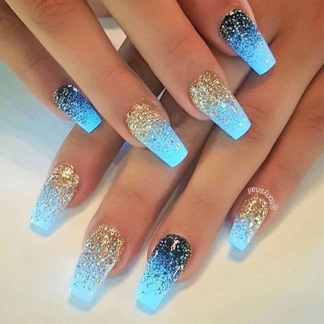 30 Most Eye Catching Nail Art Designs To Inspire You - Nageldesign -