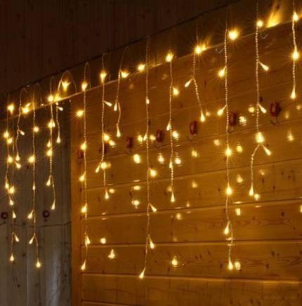 Best Wedding Decoracion Outdoor Curtains 55 Ideas Led Decorative Lights Outdoor Christmas Lights Snowflake Lights