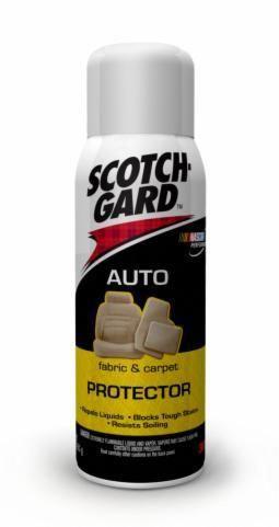 Scotchgard Auto Interior Fabric Carpet Protector Use On Fabric