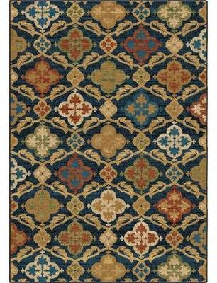 Darby Home Co Moille Area Rug Orian Rugs Tuscan