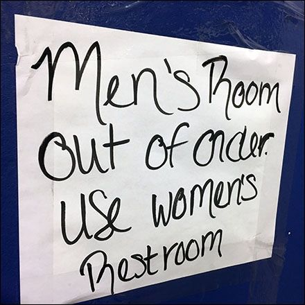 Restroom Closed Out Of Order Sign Nhe 8630 300 Gif 300 300 Peace Thanksforunderstanding Out Of Order Sign Construction Signs Bathroom Signs