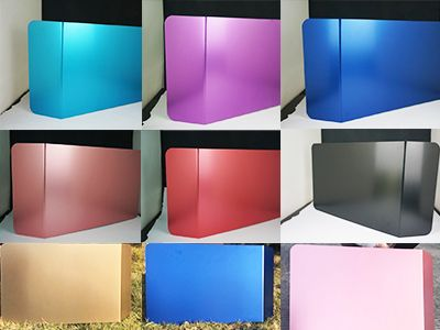 11 Factors Affecting Aluminum Plate On Anodized Coloring Aluminum Extrusion Extrusion Anodized