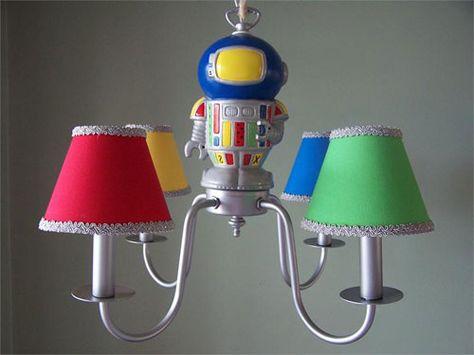 Plafoniere Cameretta Bambini : Fantastici lampadari per camerette di bambini chandellier