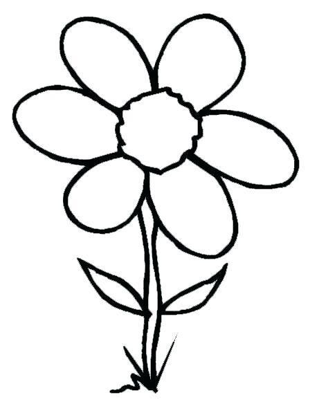 Spring Flowers Coloring Pages Printable Spring Coloring Page Spring Coloring Pag Flower Coloring Pages Flower Coloring Sheets Printable Flower Coloring Pages