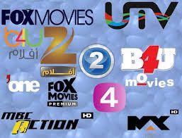 كافة قنوات الافلام الاجنبية وتردداتها على قمر Nilesat 7w Avec