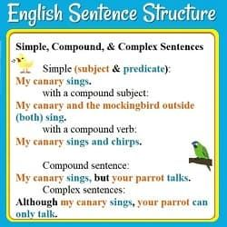 Simple Subject Definition