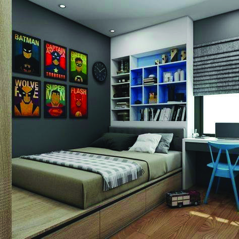 Adolescent Bedroom Ideas That Are Actually Enjoyable And Cool Homes Tre Unique Bedroom Design Boy Bedroom Design Bedroom Interior