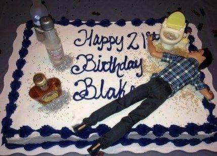 Best Birthday Cake Ideas For Guys Funny 48 Ideas Guys 21st Birthday Funny Birthday Cakes Cool Birthday Cakes