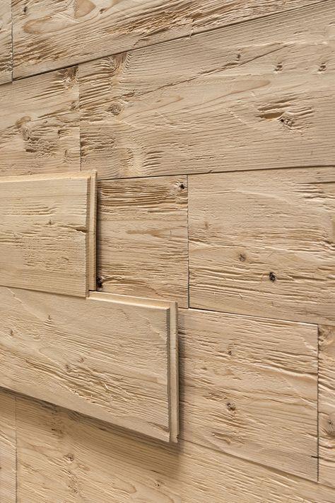 Rustikale Wandverkleidung Fichte Gedampft Gehackt Geburstet Vintage Holz Altholz Wandverkleidung Wand Mit Holz Verkleiden Vintage Holz