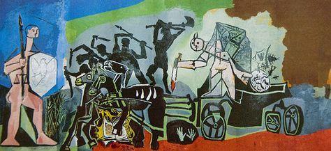 Poésie Engagée Jours Apres Jours Pablo Picasso 1881 1973