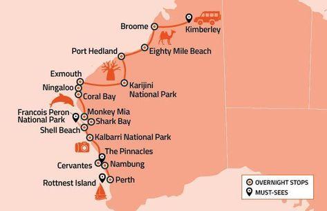 West Coast Trail Map Coast Trail Westkusten Wanderkarte