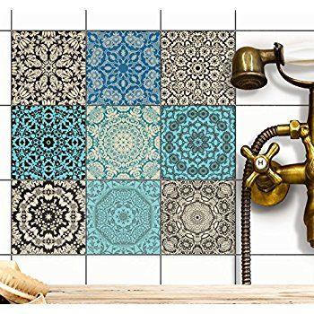 Fliesenaufkleber Creatisto Fliesenfolie U Mosaikfliesen
