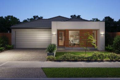 Single Storey Contemporary House By Sherridon Homes In 2019