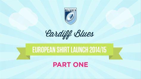 Blues European Shirt Launch Promo Part 1 on Vimeo