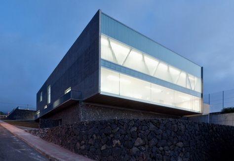 Gpy Arcquitectos Tacoronte Municipal Swimming Pool Arquitectos Hic Arquitectura Tenerife
