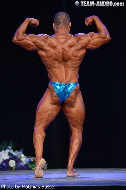Mozolani Pro Classic Bodybuilding 2016 Contest- Bodybuilding - Bodybuilder Raul Carrasco