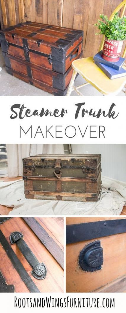 Old Antique Furniture Steamer Trunk 28 New Ideas Furniture With