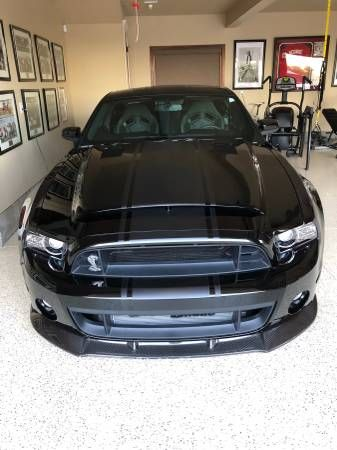 THIS IS MY SUPERSNAKE SHELBYGT500 STOCK FROM FACTORY WIT