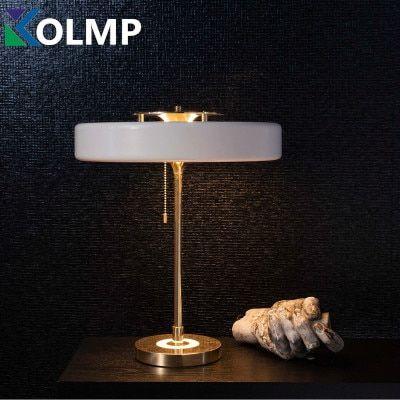 Bert Frank Lighting Table Lamp British Vintage Minimalist Style Nordic Designer Art Design Rotating Bedside Office Tabl Table Lamp Lamp Contemporary Desk Lamps