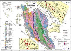 Geology Of Peninsular Malaysia Malaysia