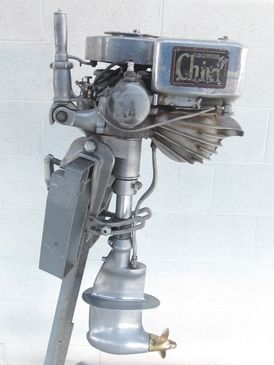Lockwood Chief 11 Hp 82b 10839 1928 Outboard Motors For Sale Outboard Motors Outboard