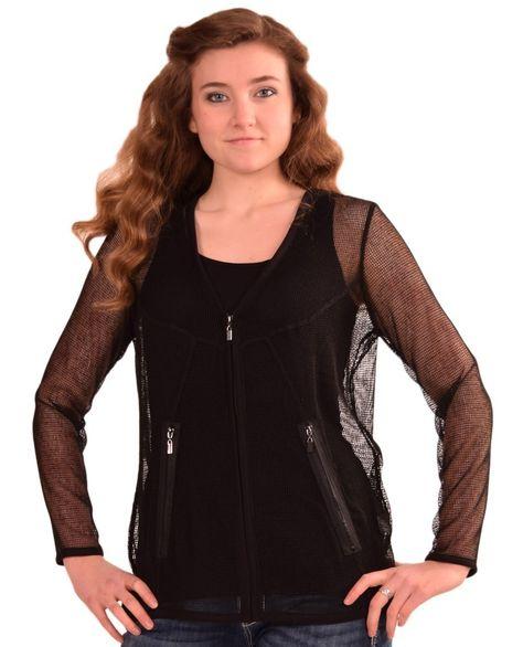 Picadilly MF465 Long Sleeve Zip Jacket $98