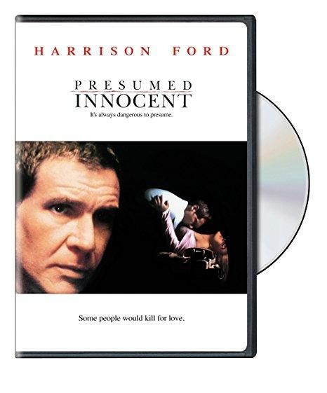 Presumed Innocent BRIAN DENNEHY Pinterest Brian dennehy - presumed innocent trailer