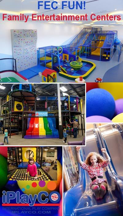 We Custom Design Indoor Play Structures For All Types Of