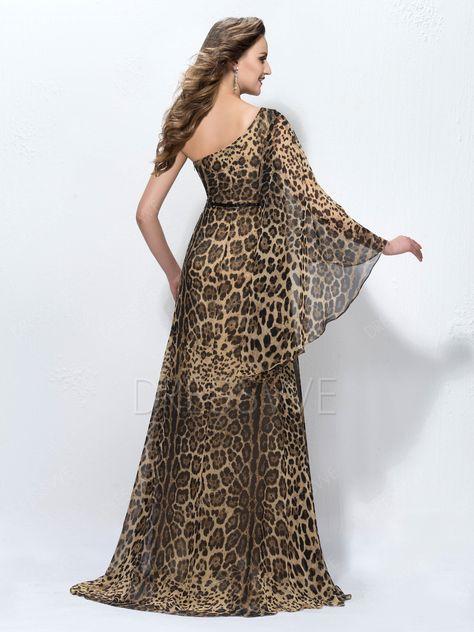 vestido de animal print 2  223f48e5d