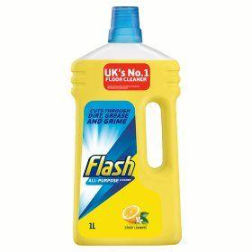 Flash Liquid Lemon Multi Surface Cleaner Asda Groceries Cleaning All Purpose Cleaners Floor Cleaner