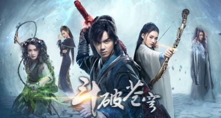 Fights Break Sphere Ep 13 Eng Sub Online Historical Drama