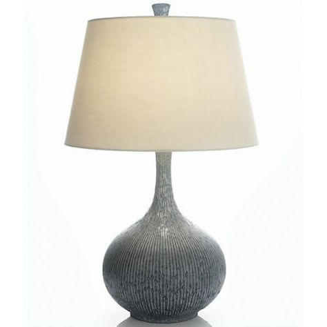 Brand New w Box Crate and Barrel Shaye Table Lamp | Table