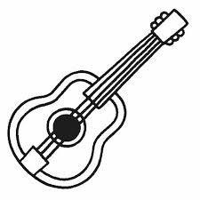 Resultado De Imagen Para Guitarra Arpa Y Cuatro Para Dibujar Coloring Pages Kindergarten Coloring Pages Light Movie
