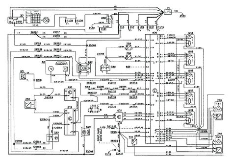volvo ac wiring diagram 1995 volvo 850 radio wiring diagram diagrams controls truck 1 new  1995 volvo 850 radio wiring diagram