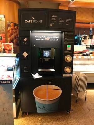 I Saw This Frankee Coffee Machine At Jurong Point Japanese Street Available Espresso Long Black Americano At Coffee Machine Office Coffee Machines Coffee