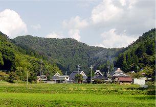 集落丸山とは 集落丸山 丹波篠山の宿 古民家の宿 集落 古民家 宿