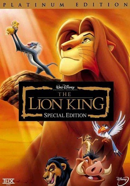 Lion King Movie Netflix Lion King Dvd Best Kid Movies Kids Movies