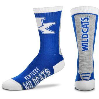 Fan Apparel & Souvenirs Kentucky Wildcats NCAA Argyle Crew Socks