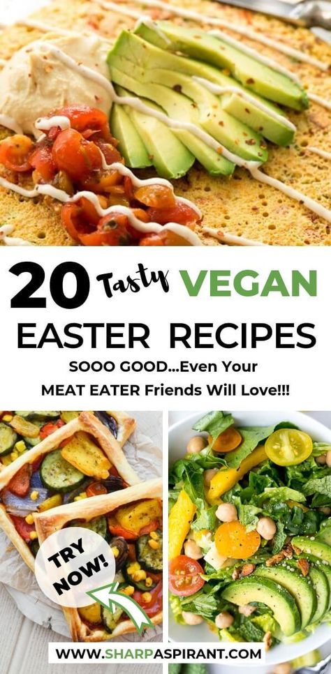 20 Best Vegan Easter Recipes You Need To Try Now Post Your