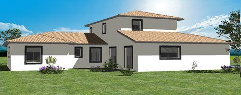 Constructeur maisons individuelles Landes et Pays Basque | plan ...