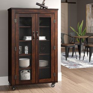 Trent Austin Design Accent Furniture Wayfair Wooden Storage Cabinet Display Bookcase Shoe Storage Cabinet