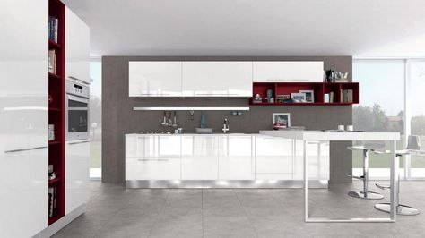 Noemi - Cucine Moderne - Cucine Lube | Casa | Pinterest