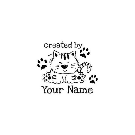 PERSONALIZED  CUSTOM MADE  RUBBER STAMPS UNMOUNTED C37