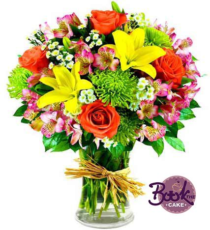 Send Flowers Online Online Flower Delivery Bookthecake Com Avas Flowers Flower Delivery Corporate Flowers