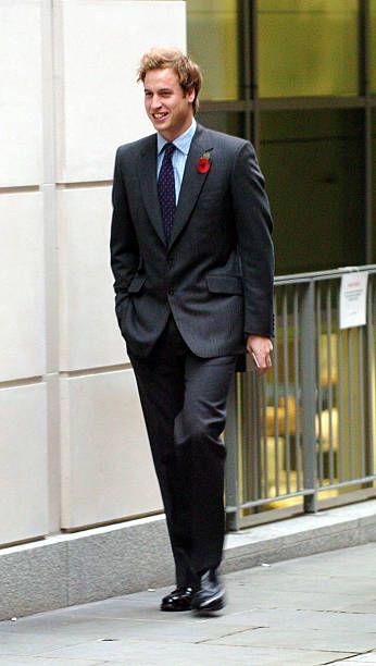 HRH Prince William *Exclusive Coverage* during Prince William