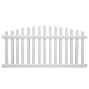 Snapfence 2 Ft 7 5 In X 4 Ft W White Modular Vinyl Lattice Fence Panel 4 Pack Vflp 1 The Home Depot In 2020 Vinyl Fence Panels Lattice Fence Panels Vinyl Picket Fence