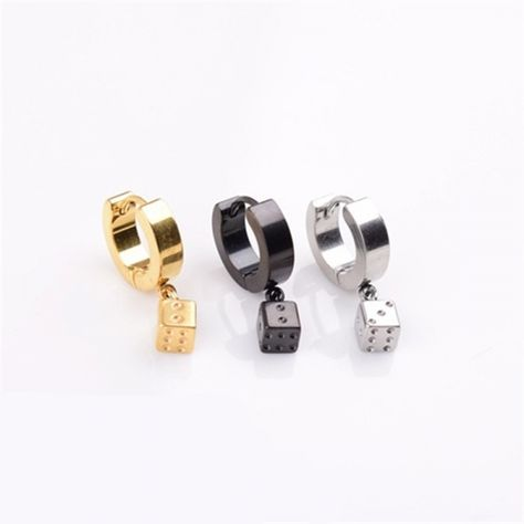 K-Pop Metal Stud Earring in Different Colors Price: 7.95 & FREE Shipping #shoes #pretty