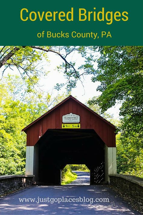 A mini road trip searching for the remaining covered bridges of Bucks County in Pennsylvania.  Pennsylvania has the most historic covered bridges of any state in the USA.